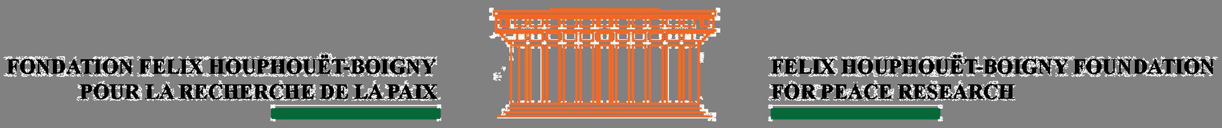 Fondation Félix Houphouët-Boigny pour la Recherche de la Paix Logo